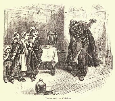 T is for Tituba: America's Most Famous Witch | Donna Gawell