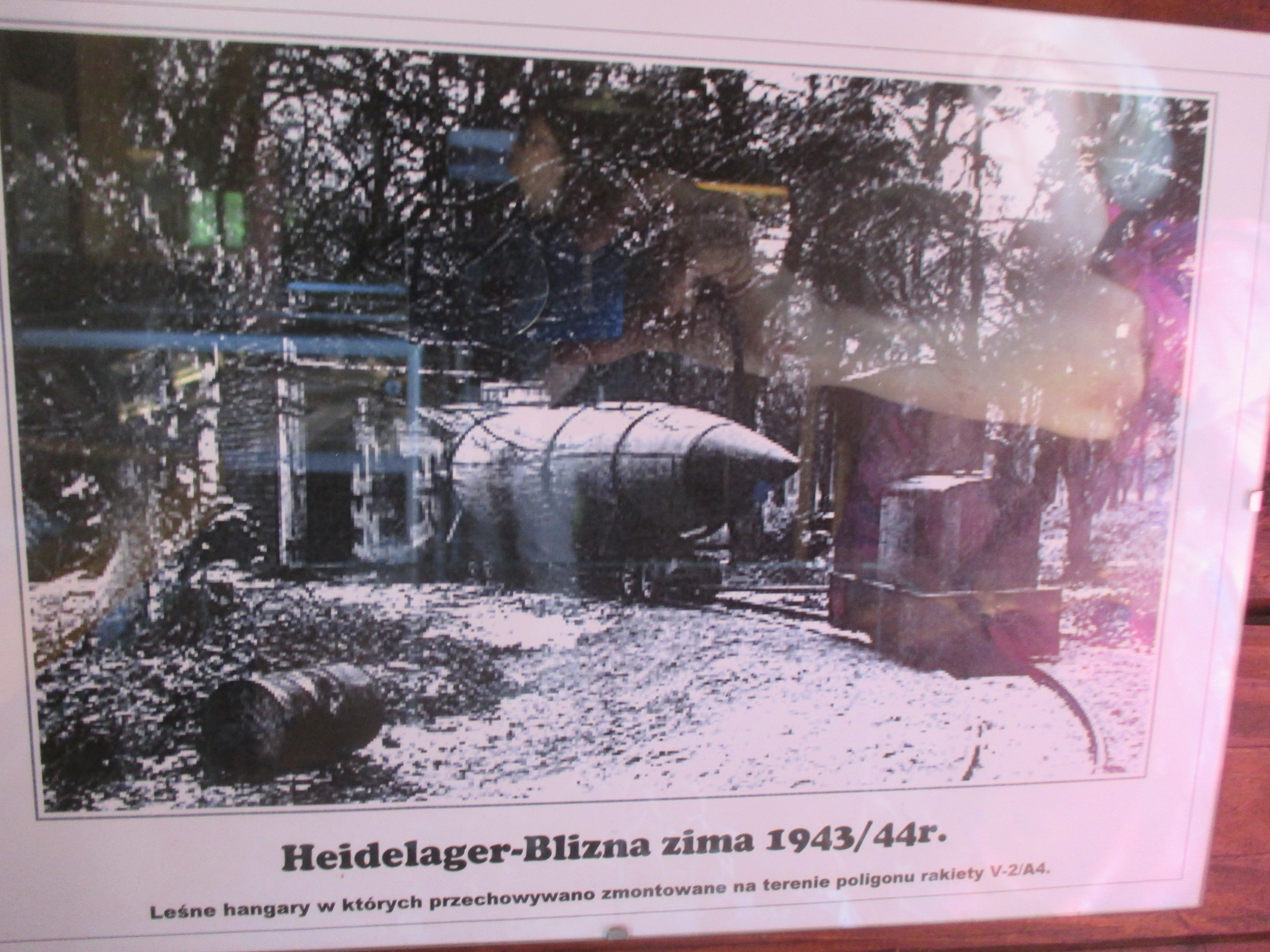 Heidelager Blizna 1943